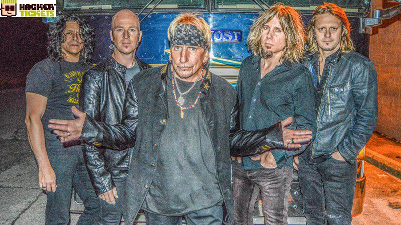 Jack Russell's Great White, Black Star Sinners, Don't Trip, Generation Underground  image